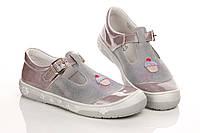 Туфли серые 30 (Д)