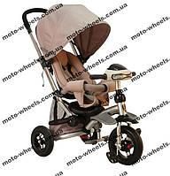 Детский трехколесный велосипед коляска Crosser T- 350
