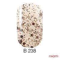 Гель-лак Naomi Brilliant Collection 238, 6 мл