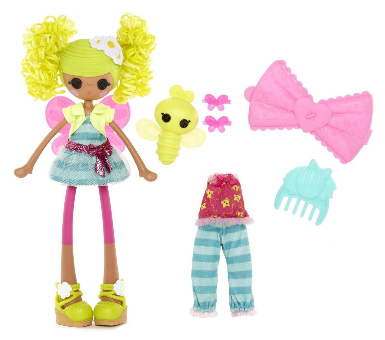 Lalaloopsy Кукла Лалалупси - Цветочная фея 25 см