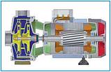 Центробежный самовсасывающий насос Speroni NBM 300, фото 2