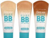 Dream Pure ВВ крем-уход для проблемной кожи 8 в 1, темный беж