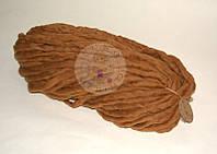 Толстая пряжа ручного прядения №11 Бурбон