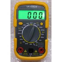 Мультиметр цифровой DT830LN Тестер