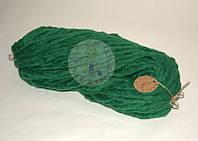Толстая пряжа ручного прядения №17 Спаржа