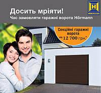 Гаражные секционные ворота RenoMaticLight 2500 x 2125мм, фото 1