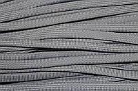 Шнур плоский 10мм (100м) св.серый , фото 1