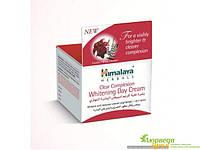 Отбеливающий дневной крем Himalaya Herbals Clear с матирующим эффектом.Оказывает тройное отбеливающее действие