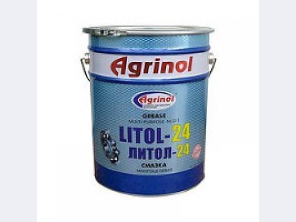 """Мастило """"Литол-24"""" (відро 3 дм3 * 0.0025)"""