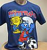 Мужская трикотажная футболка размер 48-50