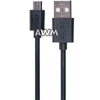USB кабель Belkin micro чёрный