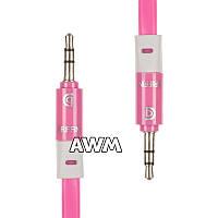 AUX кабель Griffin розовый