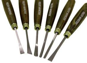 Резной набор для обработки древесины SCH6TLG Holzmann