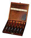 Резной набор для обработки древесины SCH6TLG Holzmann, фото 2