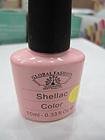 Гель-лак Global Fashion Shellac №16, 10 мл