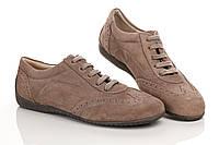 Туфли коричневые 38 (Д)