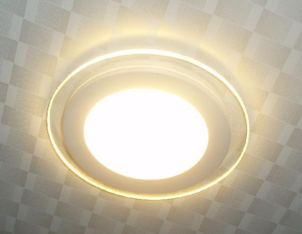 Врізна світлодіодна панель зі склом Feron AL2110 30W