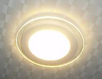 Врізна світлодіодна панель зі склом Feron AL2110 30W, фото 1