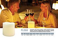 Светодиодная свеча (ночник) FL066