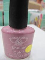 Гель-лак Global Fashion Shellac №23, 10 мл