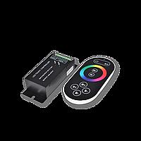Контроллер RGB сенсорный радио 12V 12A 144W TRF8B