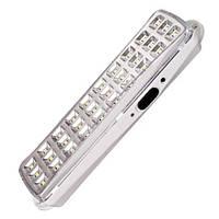 Аккумуляторный LED светильник EL115 DC 30 LED.