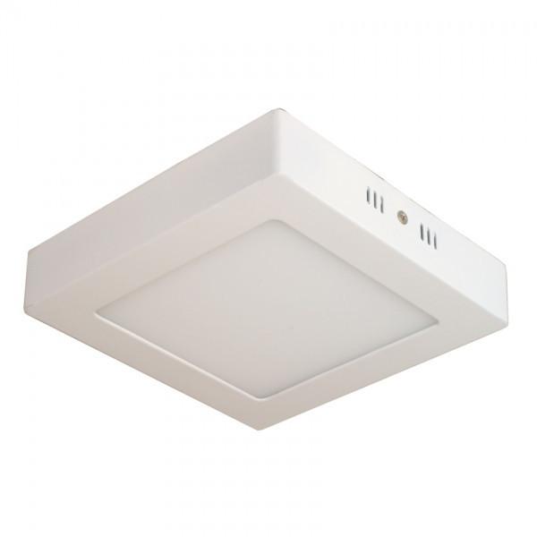 Накладний світильник LED панель Al505 12W