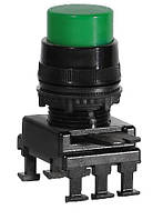 Кнопка-модуль виступає c фіксацією НF45C2 (зелений), ETI, 4770016