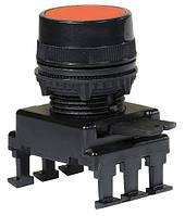 Кнопка-модуль утоплена НD15С1 (червоний), ETI, 4770001