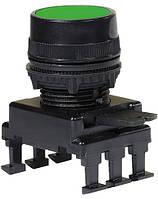 Кнопка-модуль утоплена НD15С2 (зелений), ETI, 4770002