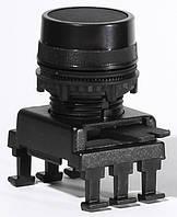 Кнопка-модуль утоплена НD15С3 (чорний), ETI, 4770003