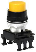 Кнопка-модуль выступающая НD45C4 (желтый), ETI, 4770011