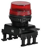 Сигн.лампа-модуль матова HB07F1 (червона), ETI, 4770208