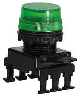 Сигн.лампа-модуль матовая HB07F2 (зеленая), ETI, 4770209