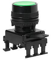 Кнопка-модуль утопленная с подсветкой HD16С2 (зеленый), ETI, 4770132