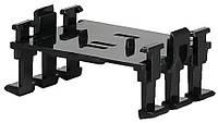 Скоба 3-х модульная 2 уровня HC122030 для вертик. монтажа, ETI, 4770323