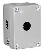 Корпус HF999001 серый 1 отверстие (крупногабаритный), ETI, 4770412