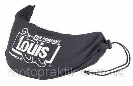 Louis Visor Bag Black Чохол для візора