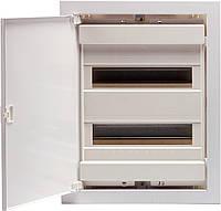 Щит внутр. распределительный ECМ 24PO (24мод.белая дверь), ETI, 1101016
