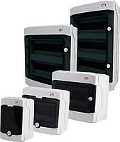 Пластиковый щит ECH 4G (4мод.нар.исп.IP65), ETI, 1101060