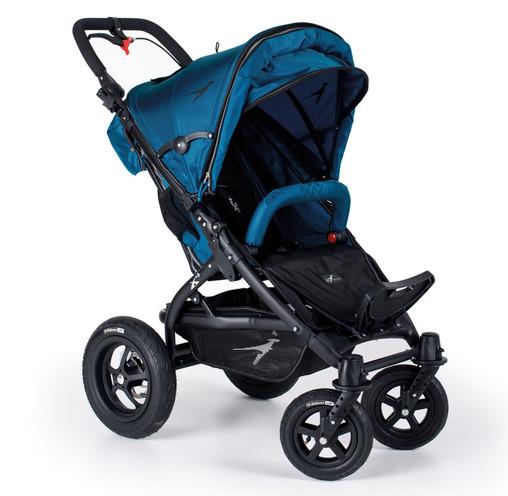 Детская прогулочная коляска TFK X4