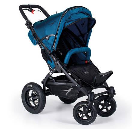 Детская прогулочная коляска TFK X4, фото 2