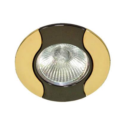 Точеный врезной светильник Feron  020T литье