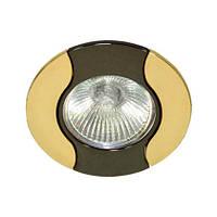 Точеный врезной светильник Feron  020T литье, фото 1