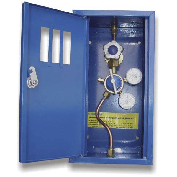 Газорозбірний Пост кисню ПГК-50-3 ДМ