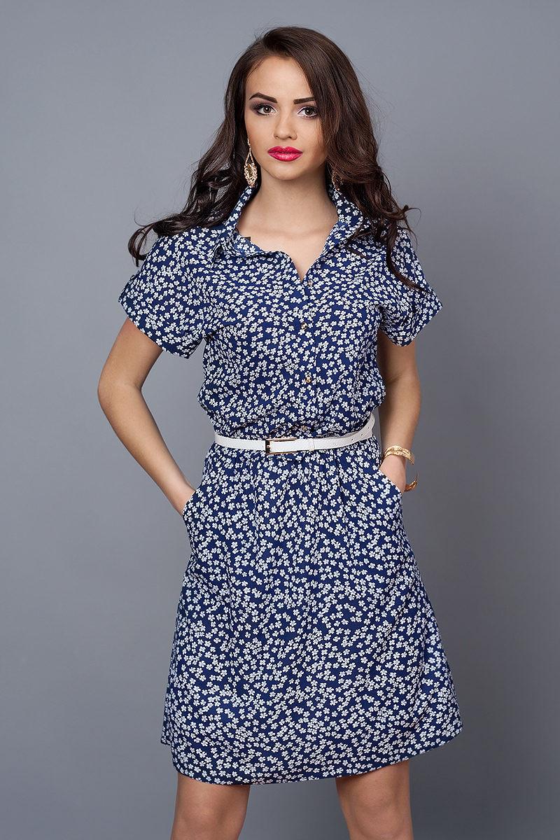Купить Платье Больших Летние