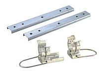 Универсальный контактный зажим предохранителя PVV UNI L с болтом М10 (7,2-36 kV) 200А, ETI, 4349015