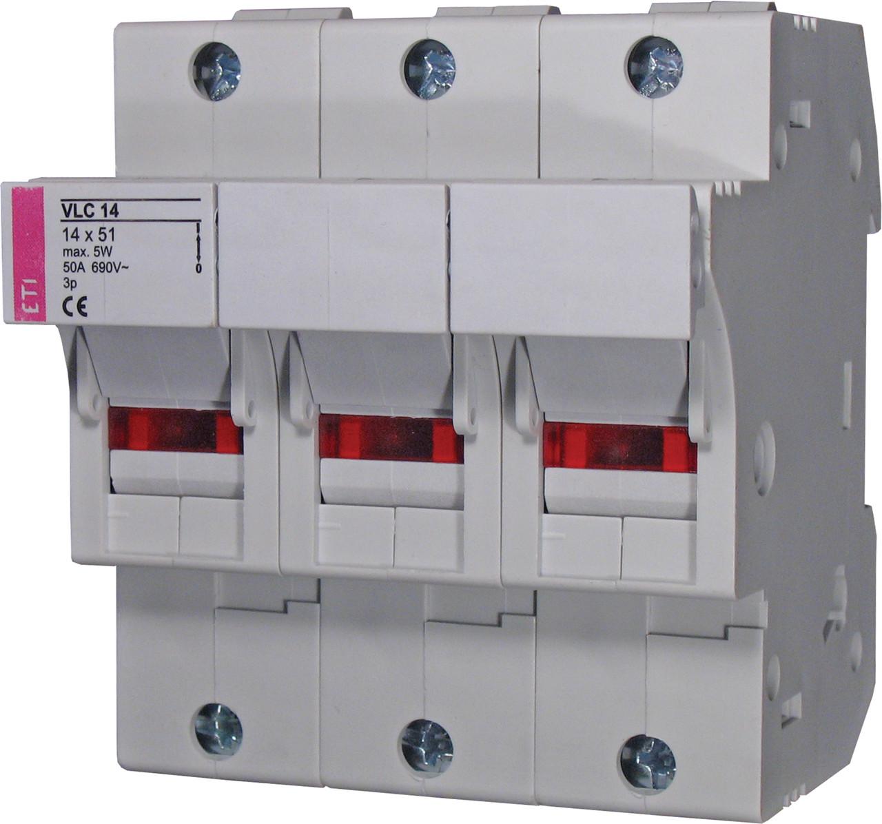 Разъединитель VLC 14 3P 690V, ETI, 2564000