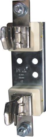 Держатель предохранителя PK 00 1p 160A (M8-2xM6), ETI, 4122001