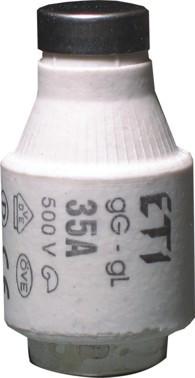 Запобіжник D III DZ 63A/500V (E33), ETI, 2313103